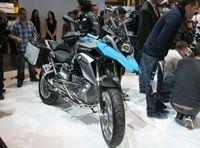 Actualité moto - BMW: Troisième alerte sur la nouvelle R1200GS et cette fois c'est le Telelever !