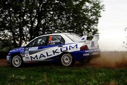 Rallye/Pologne: Bryan Bouffier remporte le 24ème Rajd Karkonoski