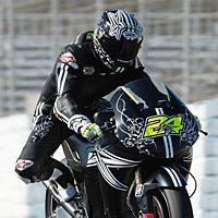 Moto GP - Honda: Le team Gresini a le vent en poupe