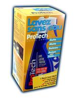 Protect Laser Wash :  lavez votre auto sans verser de liquide