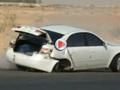[Vidéo] Drift et crash en Hyundai Sonata, on s'amuse toujours autant aux Emirats Arabes Unis
