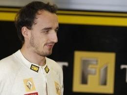 Kubica : réponse début novembre