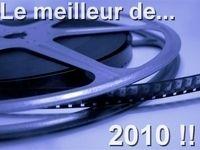 Rétrospective 2010 : Toute l'année en 12 vidéos... [janvier-mars]