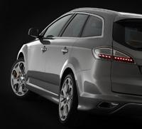 Ford Mondeo SW Concept: officiel