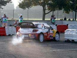 WRC Rallye de France : ES3 dramatique, Loeb arrêté, Hirvonen et Latvala à la faute, Ogier leader