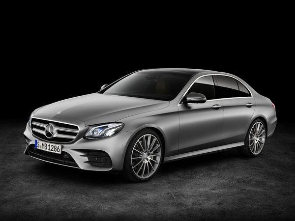 Nouvelle Mercedes Classe E : à partir de 47 350 €