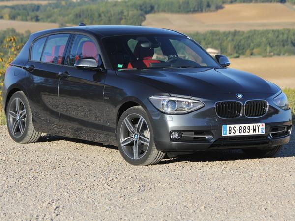 Essai vidéo - BMW Série 1 : leadership en vue