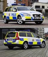 Suède : en 2008, la police bénéficiera d'un véhicule au bioéthanol