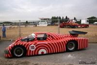 Photos du jour : Sauber C6