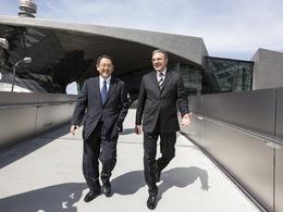 BMW et Toyota confirment l'élargissement de leur collaboration