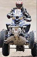 Dakar 2011 : Chez les quads, la chute de Marcos Patronelli va ouvrir les appétits