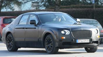Future baby Rolls Royce en balade