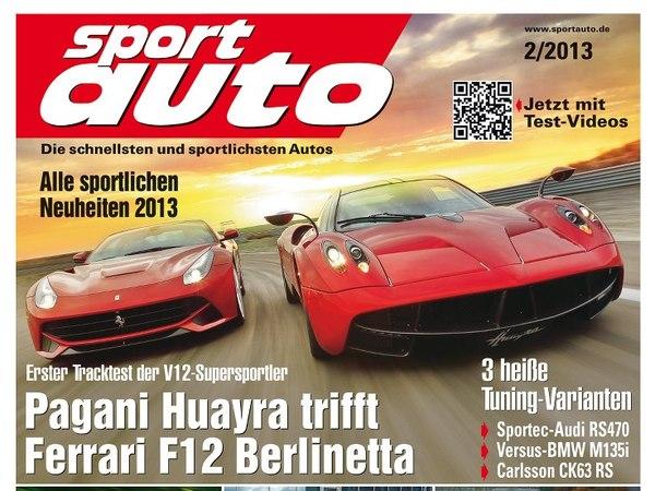 [vidéo] Pagani Huayra vs Ferrari F12 berlinetta, combat de chefs