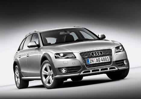 Nouvelles motorisations d'entrée de gamme pour les Audi Q5 et A4 Allroad
