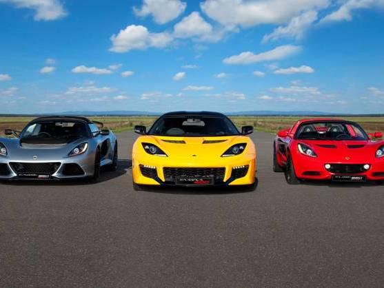Lotus progresse doucement mais sûrement en France
