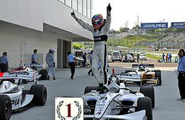 Formula Nippon/Suzuka: 3ème victoire pour Loïc Duval!