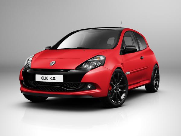 Série Limitée Renault Clio R.S Ange et Demon, mate et joliment équipée