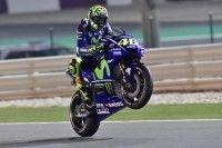 MotoGP - Qatar J1 Rossi : « cette performance n'est pas prodigieuse »