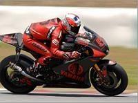 Moto GP: Test losail D.2: Les premiers heurts