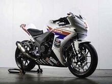 Actualité moto - Honda: La CBR500R sera à l'Île de Man avec John McGuinness