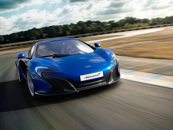 Future McLaren P13: 2+1 variantes
