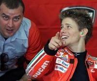Moto GP - Ducati: Stoner, comme une météorite