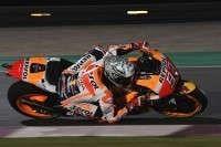 MotoGP - Qatar J1 Marquez : « je suis satisfait »