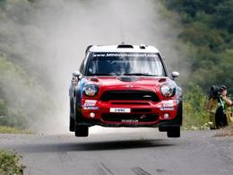 WRC France Jour 1 : Dani Sordo et Mini leaders !