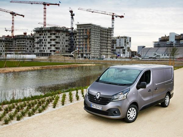 Les tarifs des nouveaux Renault Trafic et Master restylé