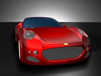 Vinci GT: Portugal Supercar