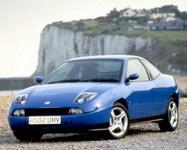 La p'tite sportive du lundi: Fiat Coupé 20v turbo plus.