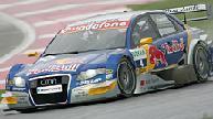 DTM: Barcelone Qualif: Audi chante sous la pluie