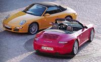 La Porsche 911Cabriolet élue meilleure voiture du monde