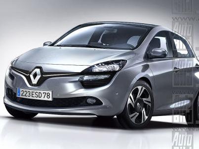 Future Renault Clio IV: comme ça?