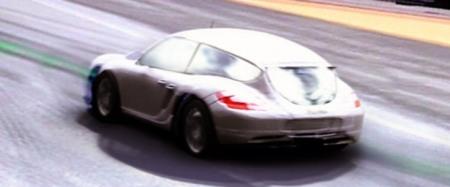 Porsche Cayman shooting brake : le mystère continue
