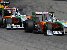 Force India : qui de Sutil ou Liuzzi partira ?