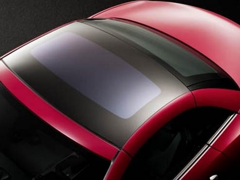 Nouvelle Mercedes SLK : Mercedes nous montre son toit
