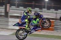 MotoGP - Qatar J2 : Rossi se sauve de justesse