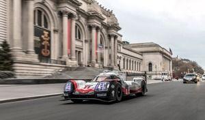 Mondial de Paris 2018 - La Porsche 919 va faire un tour dans les rues