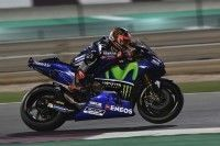 MotoGP - Qatar J2 : Viñales tombe mais ne chute pas au classement