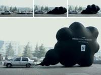 Chine : l'auto-boom se poursuit et la pollution suit...
