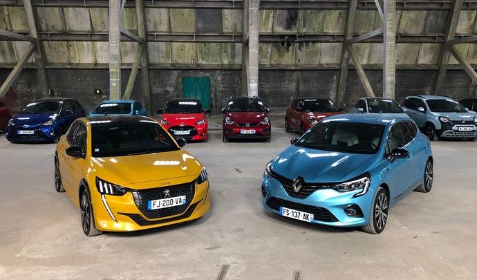 Comparatif - Renault Clio Blue dCi 85 vs Peugeot 208 BlueHDI 100 : quelle est la meilleure ? - Salon de l'Auto Caradisiac 2020