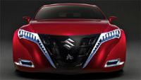 Salon de New York: un concept Suzuki à moteur V8