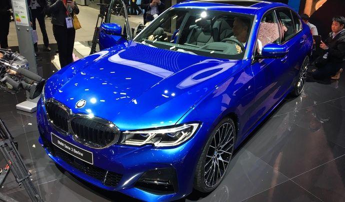 BMW Série 3 G20 : va-t-elle super marcher ? - Vidéo en direct du Mondial de l'auto 2018