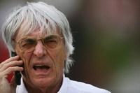 F1: Bernie espère régler le conflit FIA/FOTA mercredi, et restera en poste !