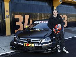 Robert Kubica satisfait de ses premiers essais en DTM