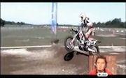 Supermotard: Lucquin et Lamoureux du team Luc1... en vidéo.
