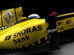 F1 : Renault accepte une Vodka