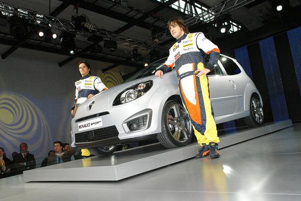 Renault Twingo RS en live
