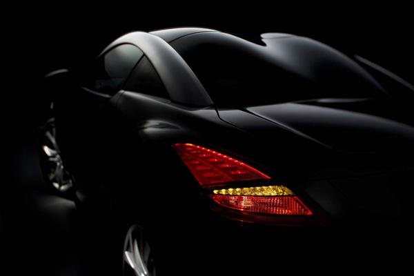 Nouveau coupé Peugeot RCZ: Enfin officiel!